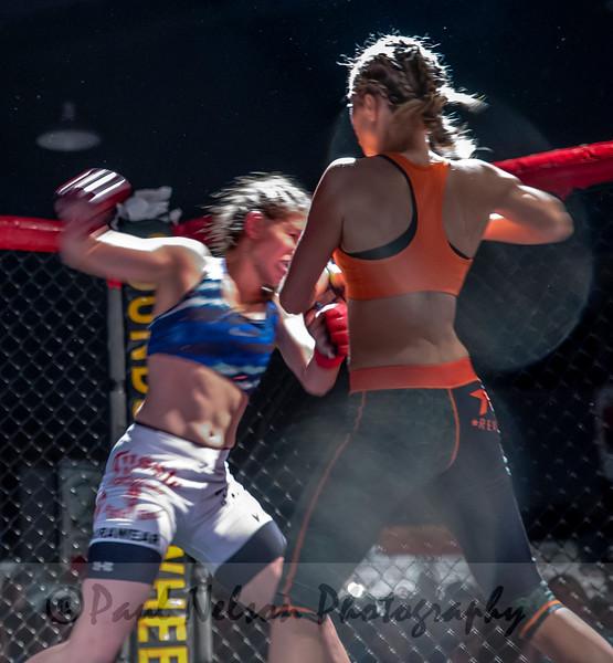 Budo Fights XII  Domination
