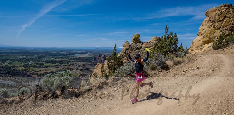 Smith Rock Ascent 50K, 15M, 4M 2015